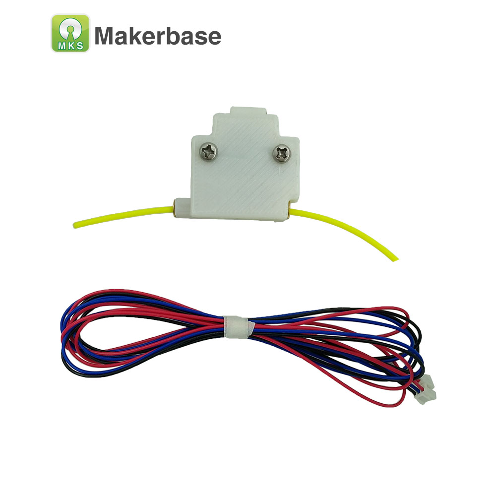 3D printer module filament detection element 1.75 PLA ABS plastic detecting sensor MKS FES endstop switch run-out alarm monitor new opto optical endstop end stop switch cnc optical endstop using tcst2103 photo interrupter