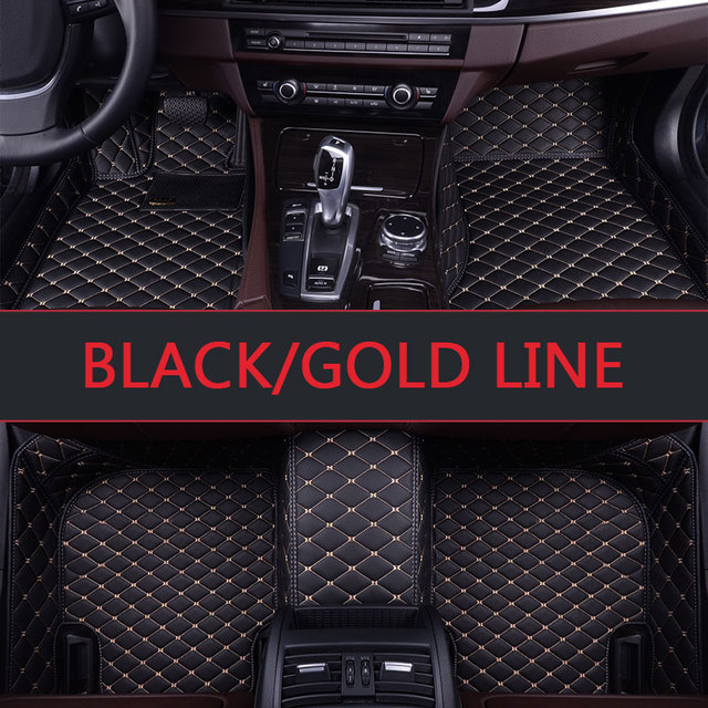 Car Floor Mats For Acura ZDX RDX MDX ILX RL TL TLX TLX L