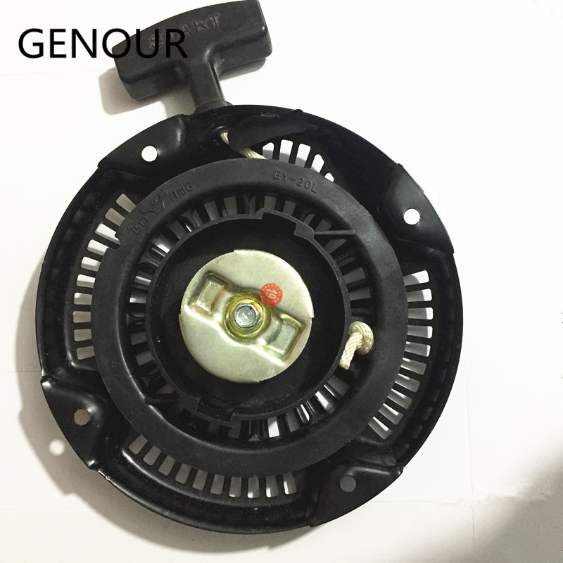 Chinese generator accessories,EY20 recoil starter For generator ey20 engine,167F gasoline engine,RGX2400 gasoline generator winner 2 8