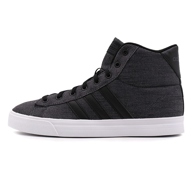 Original New Arrival 2017 Adidas NEO Label CF SUPER DAILY MID Men's Skateboarding Shoes Sneakers