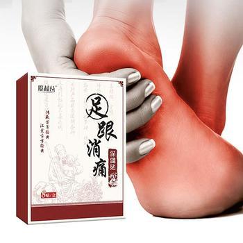 8 sztuk worek ból pięty tynk ulga w bólu łatka ziołowy kostny spurs zapalenia ścięgna achillesa łatka pielęgnacja stóp leczenie plastry tanie i dobre opinie NoEnName_Null Ciało Heel Pain plaster Herbs 8pcs bag Heel Pain Relief achilles tendonitis Patch bone spurs Foot Care Chinese medicine