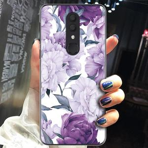 Image 5 - Shockproof Back Phone Cover For Alcatel 3 (2019) / 5053 Cool Fashionable Design Soft Case Colorful Painted TPU Silicone Cover