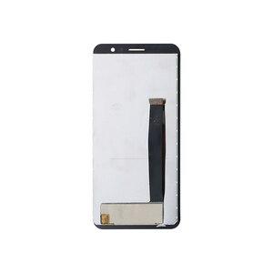 Image 3 - Alesser Cho UMI Umidigi A1 Pro Màn Hình Hiển Thị LCD Và Màn Hình Cảm Ứng Với Khung Hội Chi Tiết Sửa Chữa Cho UMI Umidigi A1 pro + Bộ Phim