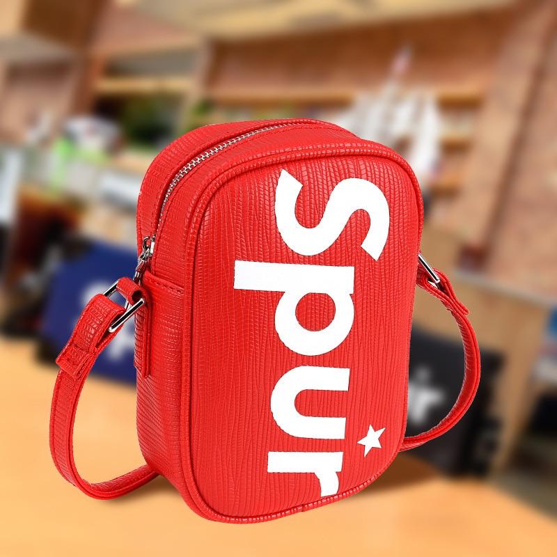 La MaxZa Supreme universe space star mini messenger bag for women men galaxy star printed small crossbody bags for student flap