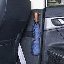 CHIZIYO Многофункциональный самоклеящийся домашний автомобильный крюк для зонта, мульти держатель, вешалка, авто зажим для сиденья, стойка, органайзер для зонта
