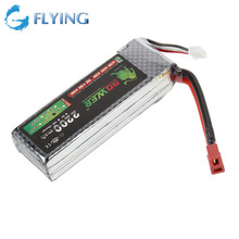A+ Lithium-ion 11.1V 2200mah 35C Lipo Battery Power for RC Model Car Helicopter 450