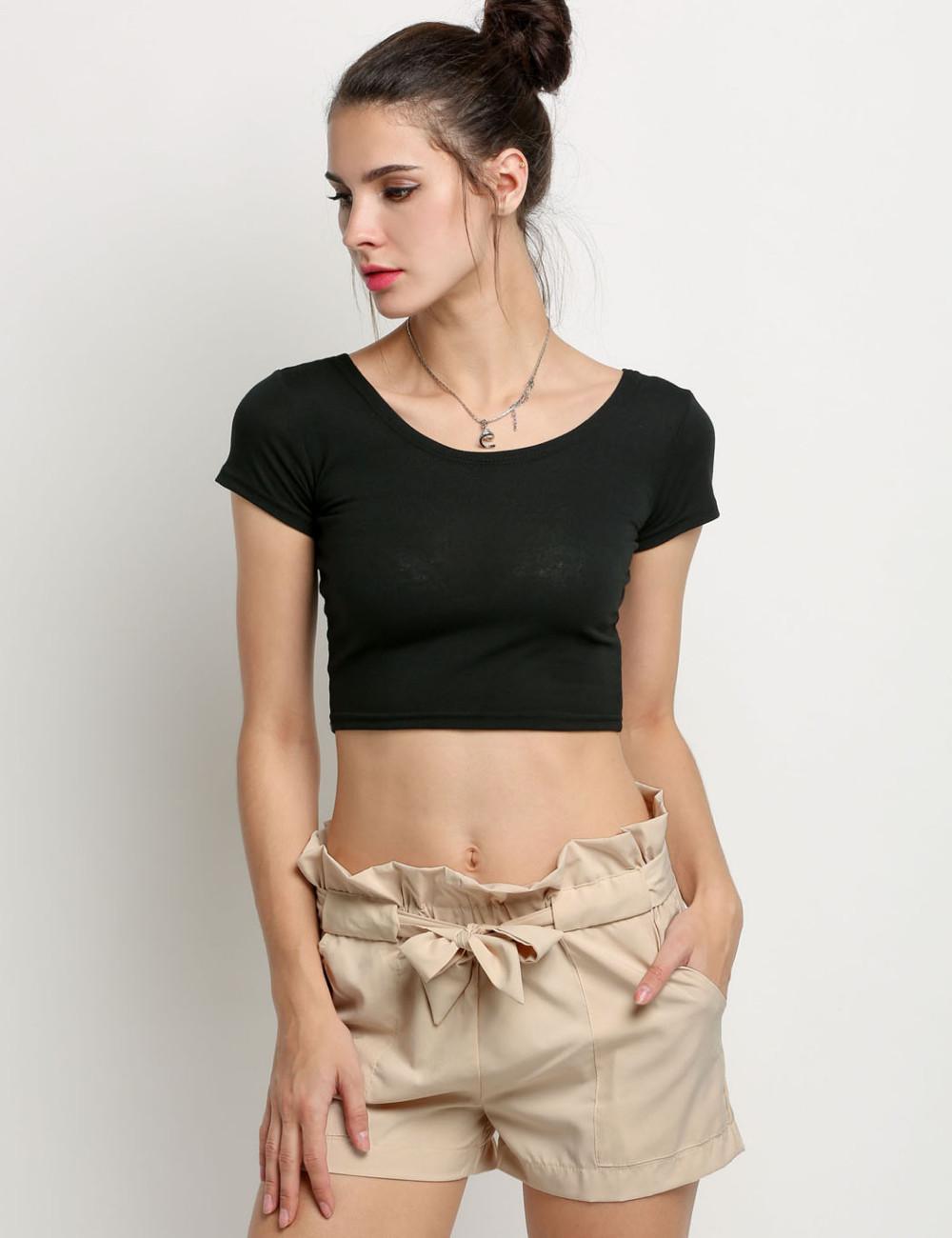 high waist shorts women (10)