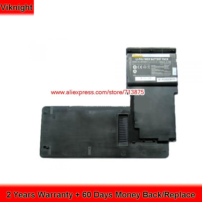 62.16Wh Genuine Clevo W830BAT-6 W830BAT-3 Battery For W842T W832T Laptop origianl clevo 6 87 n350s 4d7 6 87 n350s 4d8 n350bat 6 n350bat 9 laptop battery