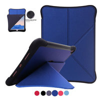 Shockproof Protective Auto Wake Sleep Case For Apple IPad Air 2 Heavy Duty Kickstand Silicone Rubber