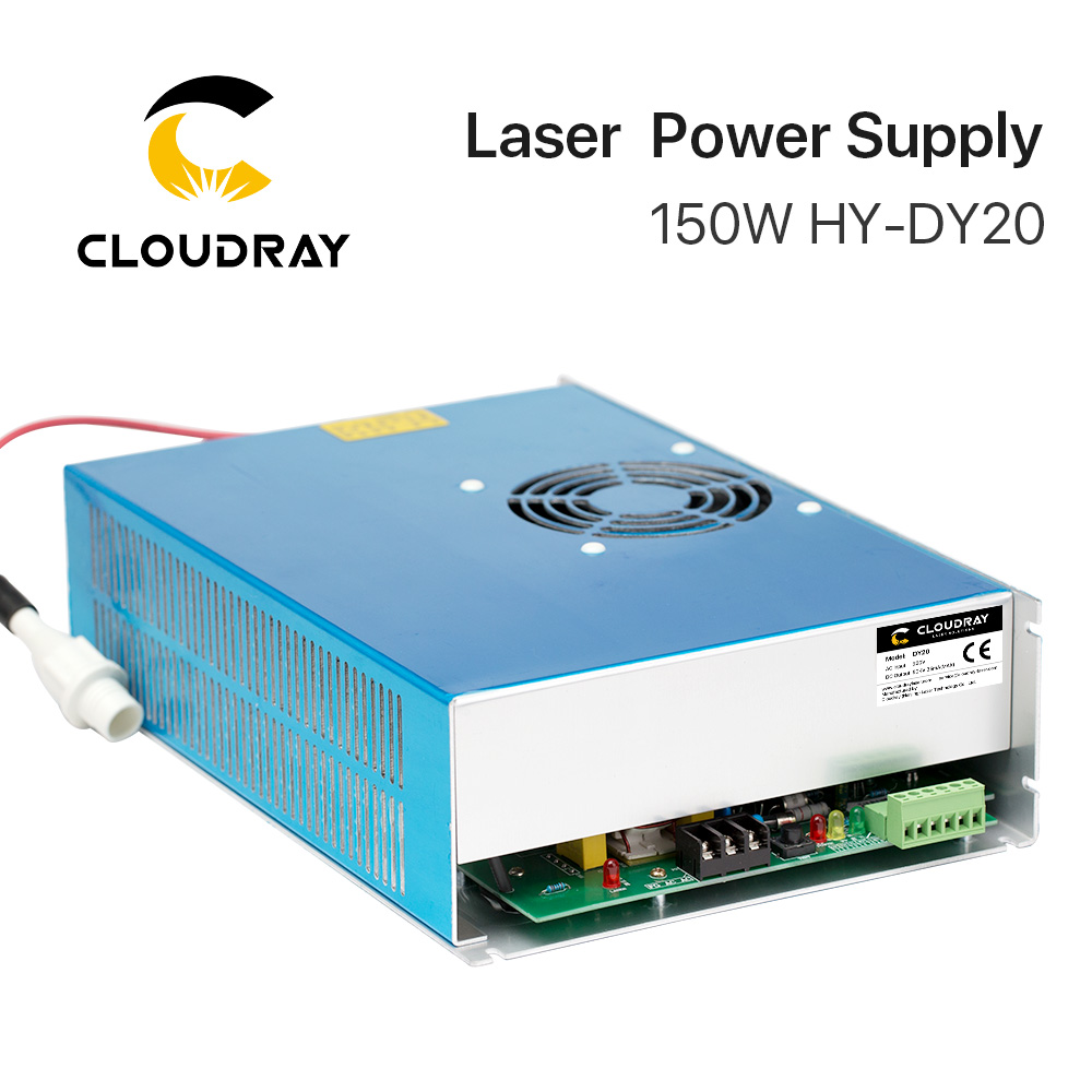Cloudray DY20 Co2-laservoeding voor RECI Z6 / Z8 W6 / W8 S6 / S8 Co2-laserbuisgravure / snijmachine DY-serie