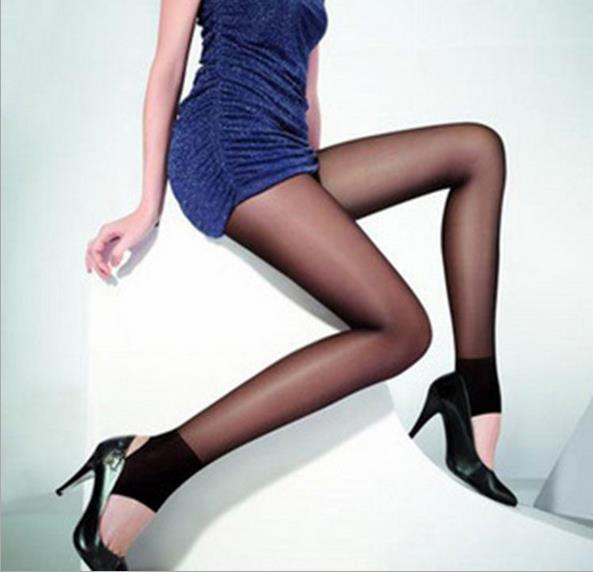 Pantyhose chinese split