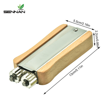 Stainless Steel - Wooden Nest Box Beehive Installation Tools 7