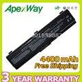 Apexway 4400 mah bateria para toshiba satellite a200 a205 a210 a215 l300 m200 pa3534u-1brs pa3533u-1brs pa3535u-1brs