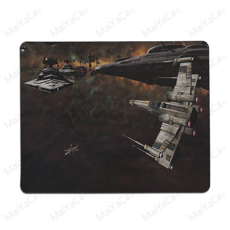 MaiYaCa фильмов Star Wars X крыло геймер играть коврики коврик Размеры для 30x90 см и 40x90 см игровые коврики