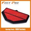 Limpiador de Filtro de aire Para Suzuki GSXR 600 750 GSXR600 GSXR750 04 05 Calle Bici de La Motocicleta