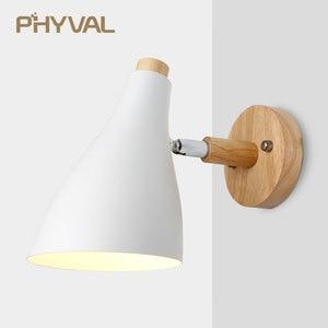 Image 2 - LED Wand Lampe Kreative Nordic Wand Licht esszimmer Restaurant Korridor Cafe Wand Lampe Wand Leuchte Schlafzimmer Neben Lampen Hotel