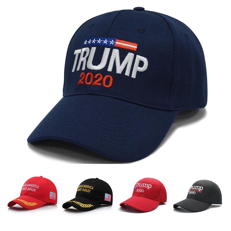Trump 2020 Hat Keep America Great Make America Great Again Baseball Cap Donald Trump 2020 Sports Outdoor Hats 13 Colors