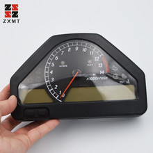 лучшая цена New Instrument Assembly Gauges Meter Cluster Speedometer Odometer Tachometer For HONDA CBR1000RR 04-07 CBR1000 RR 2004-2007