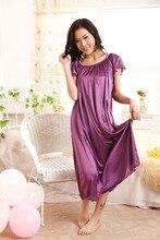 Женское ночное белье из шелка и атласа 23852485ed95d