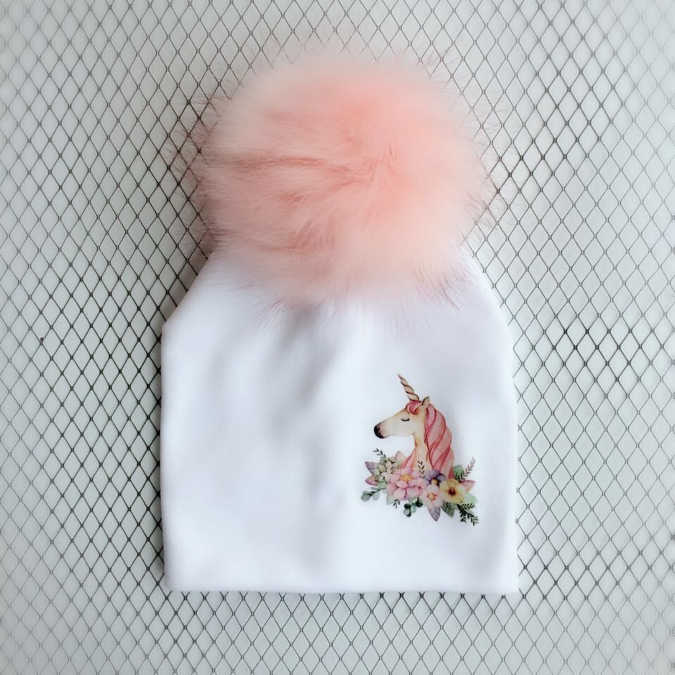 spring autumn fashion animal butterfly unicorn toddlers infant bonnet baby hat for boys and girls travel hat cap for babies high quality fashion spring autumn bohemia style pile cap women men unisex beanies knitted gorros hip pop skullies bonnet hat