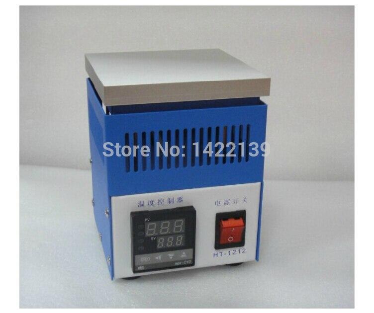 New Honton HT 1212 BGA Reballing Heating Plate Preheating Station 110V 220V