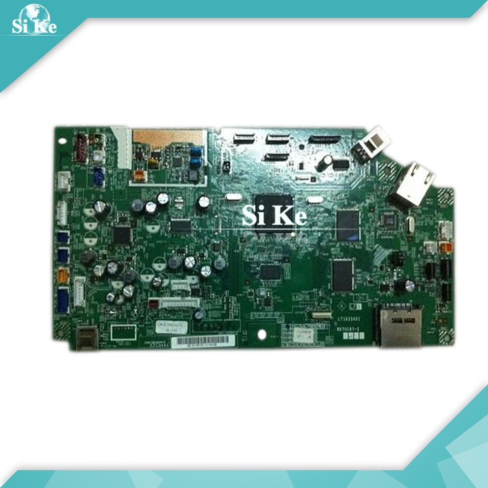 Free Shipping Main Board For Brother MFC-J6710DW MFC-J6710 J6710DW J6710 Formatter Board Mainboard On Sale main board for brother mfc 5440cn mfc 5440cn 5440 formatter board mainboard logic board