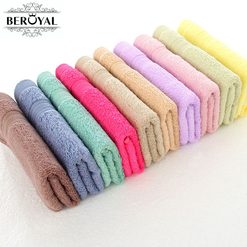 Hand Towels Lot: Beroyal Brand 2018 High Quality 100% Cotton Hand Towel