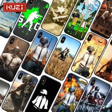 KUZI Game Print Personality Design Case for IPhone 7 Silicone 8 Plus 6 6S X XS Max XR Soft Cover