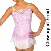 Платье для катания на коньках по индивидуальному заказу костюм
