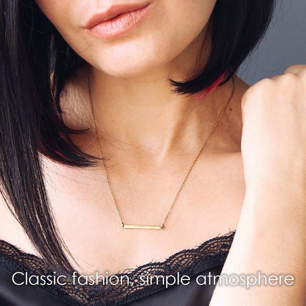 1Set Necklace Pendant Friendship Trailer Fashion Jewelry Heart 3 Chain Hot diy