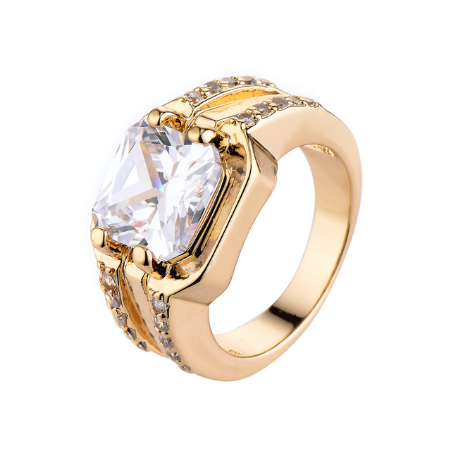 Hot sale Vintage Luxury Wedding Rings For Women Jewelry Accessories