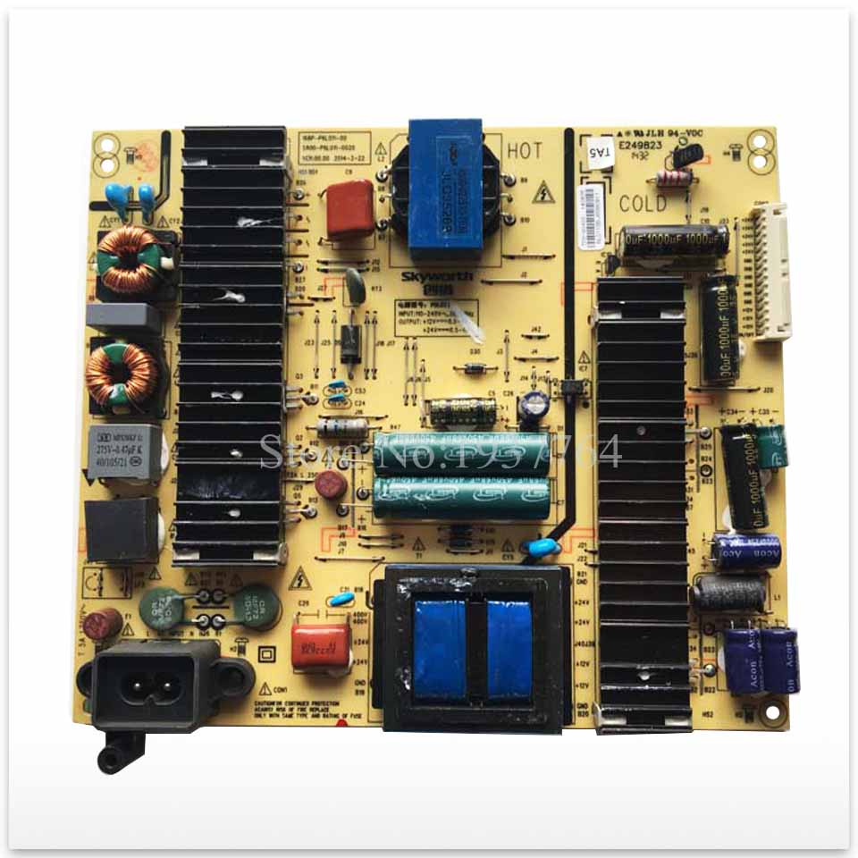 good working used 49 inch power supply board 49E710U 168P-P6L011-00 5800-P6L011-0010 good working used 49 inch power supply board 49E710U 168P-P6L011-00 5800-P6L011-0010