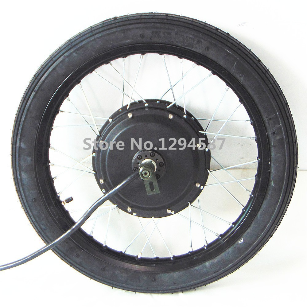 5kw motor with tires