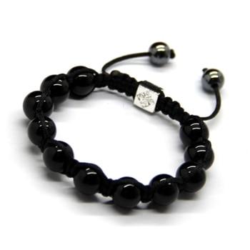 Shamballa Bracelet Onyx