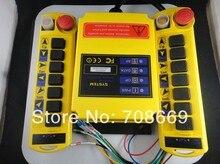 1 velocità 2 Trasmettitori 8 Canali Gru Della Gru di Radio Remote Control System A100