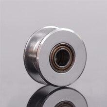 2GT 20 Зубное синхронное колесо приводной ремённой шкив пассивный rfid метки для натяжного ролика внутренний диаметр колеса 5 мм