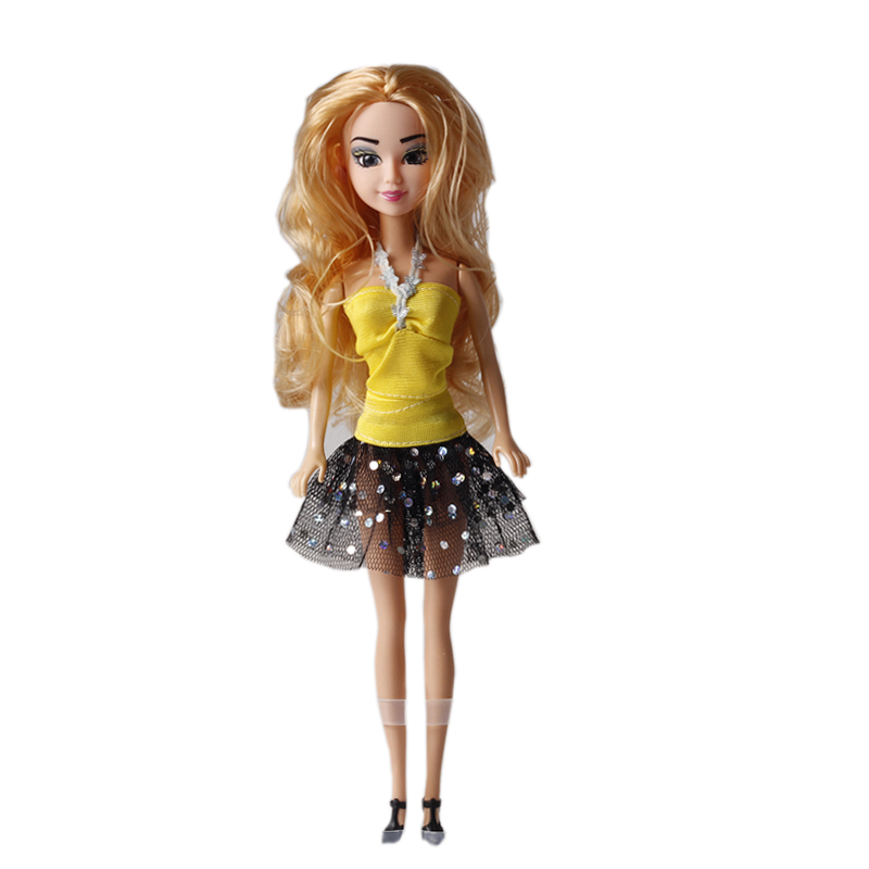 Bargain Price for Stock Doll Sales 26 kinds Fashion Doll with Clothes Big Sales Buy 2 Get 1 Total send 3pcs Doll for Girls Gift