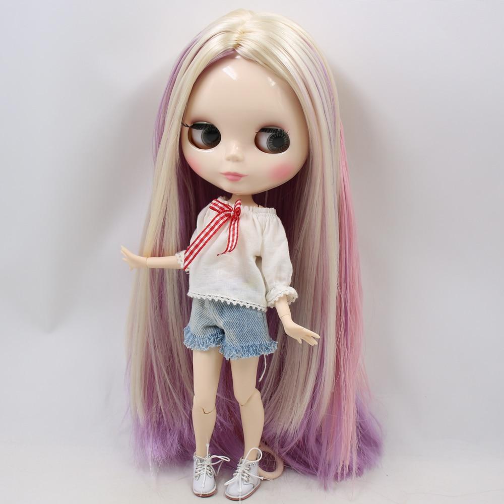 ICY Naakt Factory Blyth Pop Geen. BL6025/2137/6122 blonde mix paars en roze haar witte huid Joint body Neo 1/6-in Poppen van Speelgoed & Hobbies op  Groep 3