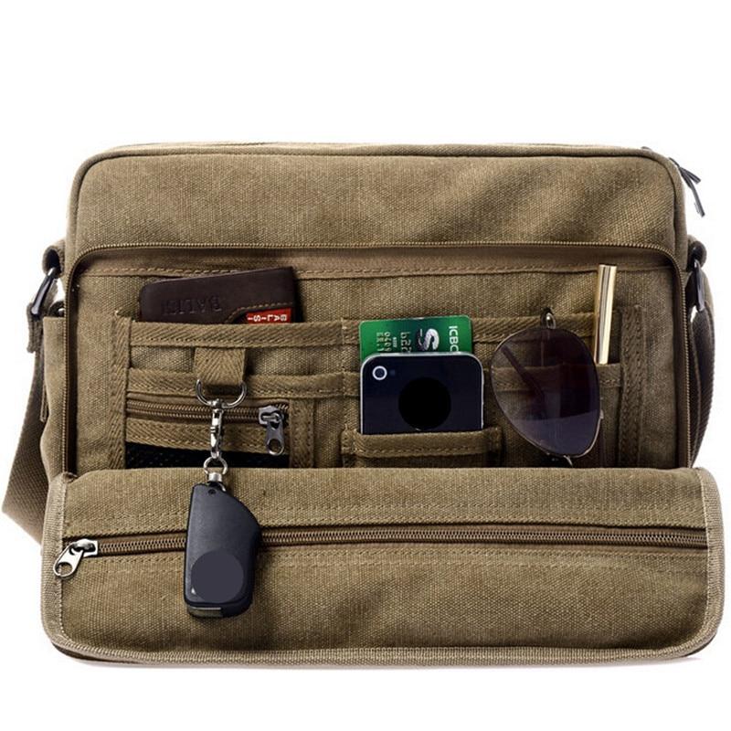 Tool crossbody shoulder bags for men aw19 canvas bag mini hand tool