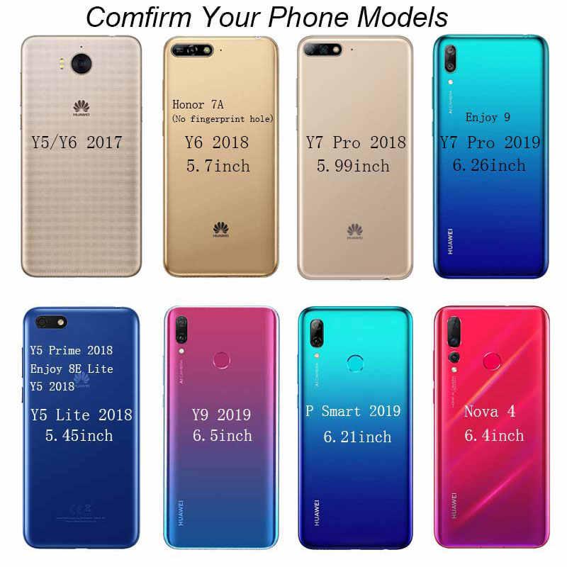 Silicone Phone Case Dragon Ball Z Anime Goku Super for Huawei Y5 Y6 Y7 Y9 Mate 20 10 Lite Pro 2019 2018 2017 Nova 3 3i 4 Cover