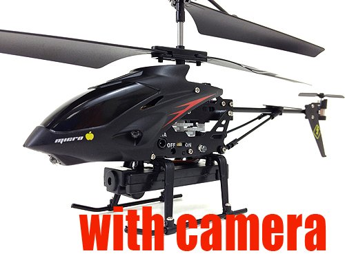 TOY helicopter with camera HD + MEMORY CARD R/C RC Metal Gyro 3.5 ...
