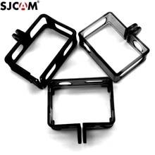 Cadre de protection dorigine SJCAM SJ7 sj6 SJ8 pro/Plus/Air protège la bordure/étui/housse éponge pour accessoires de caméra daction SJCAM 4K