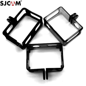 Image 1 - Cadre de protection dorigine SJCAM SJ7 sj6 SJ8 pro/Plus/Air protège la bordure/étui/housse éponge pour accessoires de caméra daction SJCAM 4K