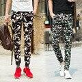 Mens Joggers Pants New Hip Hop2016 Men Pants Camouflage Pencil Pants Skinny Sweatpants Trousers Man Camo Joggers