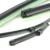 Frameless auto pára wiper blades para 2007-2016 vw volkswagen tiguan 1 par carro bracketless limpador lâmina de borracha macia