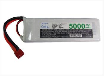 Cameron Sino 5000mAh battery for RC CS-LP5002C35RT RC Hobby Battery