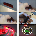 Car LED Door Logo Projector Ghost Shadow Light For Skoda Superb 2009-2015