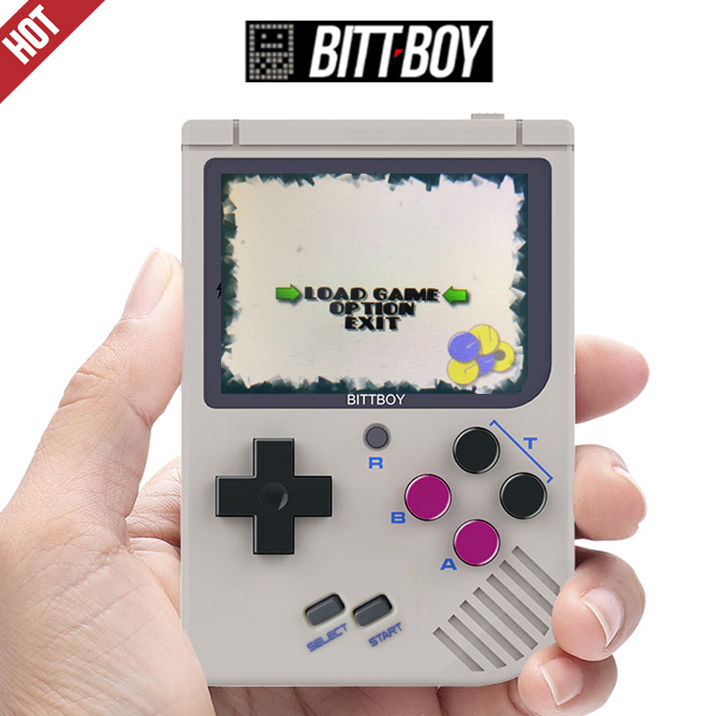 BittBoy V3.5, Game console, Handheld game players, Console retro,Retro Video Game, CFW Installed, Load more games from SD card