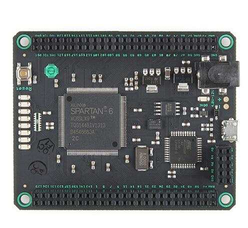 US $36 98 |Mojo v3 FPGA Development Board Module compatible with arduino  Spartan6 XC6SLX for DIY-in Parts & Accessories from Toys & Hobbies on