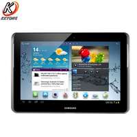 Original New Samsung GALAXY Tab 2 P5100 WIFI 3G Tablet PC 10.1 inch 1GB RAM 32GB ROM Dual Core Android 7000mAh 1280x800 px PC
